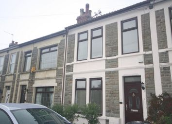 Thumbnail 2 bed terraced house to rent in Christchurch Lane, Downend, Bristol