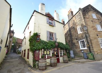 Thumbnail 3 bed detached house for sale in The Dock, Robin Hoods Bay, Whitby