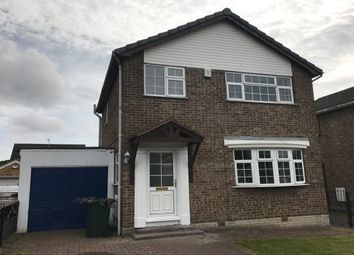 Thumbnail 3 bed detached house to rent in Harewood Grove, Rotherham