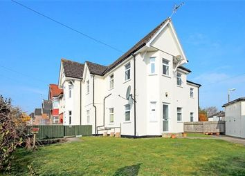 Thumbnail 3 bedroom flat for sale in Alexandra Road, Lower Parkstone, Poole