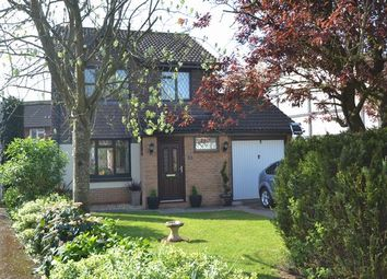 Thumbnail 3 bed detached house to rent in Barley Close, Cullompton