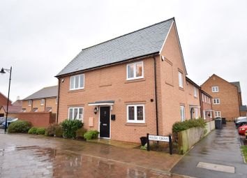 Thumbnail 3 bed semi-detached house for sale in Hazel Grove, Silsoe, Bedford