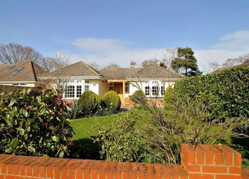 Thumbnail 3 bedroom detached bungalow for sale in Smugglers Lane North, Highcliffe, Christchurch
