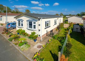 Thumbnail 2 bed mobile/park home for sale in 28 The Dell, Caerwmon Park, Builth Wells