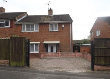 Thumbnail 3 bedroom semi-detached house for sale in Coniston Road, Kirkby-In-Ashfield, Nottingham