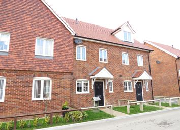 Thumbnail 2 bed terraced house for sale in Coppice Grove, Arlington Road East, Hailsham
