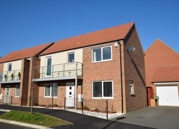 Thumbnail 3 bed detached house to rent in Highland Drive, Broughton