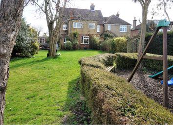 4 bed semi-detached house for sale in Maidstone Road, Paddock Wood, Tonbridge TN12