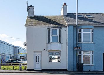 Thumbnail 3 bed end terrace house for sale in Black Bridge, Holyhead