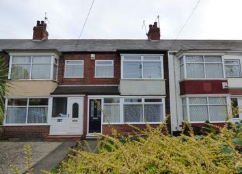 Thumbnail 2 bed terraced house for sale in Endike Lane, Hull