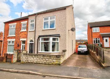 4 bed semi-detached house for sale in Milward Road, Loscoe, Derbyshire DE75