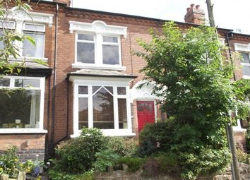 Thumbnail 2 bed terraced house to rent in War Lane, Harborne