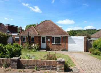 Thumbnail 2 bedroom detached bungalow for sale in Hazelhurst Crescent, Findon Valley, Worthing