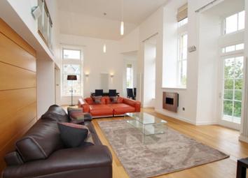 Thumbnail 3 bed flat to rent in Simpson Loan, Edinburgh