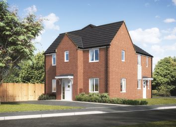 Thumbnail 2 bedroom semi-detached house for sale in Dial Lane, Phase 6, West Bromwich