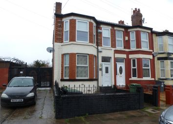 Thumbnail 2 bed flat to rent in Morecroft Road, Rock Ferry, Wirral