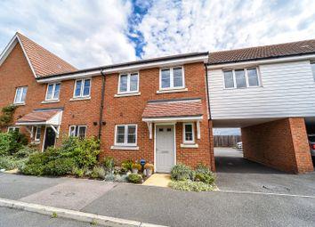 Hardy Avenue, Dartford, Kent DA1. 3 bed end terrace house