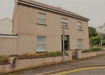 Thumbnail 3 bed semi-detached house for sale in Top Of Station Street, Holyhead