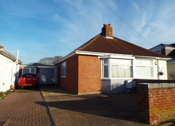 Thumbnail 1 bed bungalow for sale in Merton Crescent, Fareham