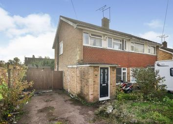 Thumbnail 3 bed semi-detached house for sale in Cradlebridge Drive, Willesborough, Ashford, Kent