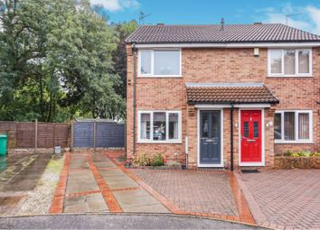 2 bed semi-detached house for sale in Downes Close, Bulwell NG6