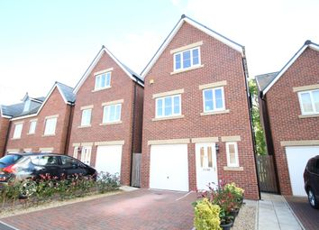 Thumbnail 3 bed detached house for sale in Howden Green, Howden Le Wear, Crook