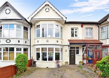 Thumbnail 3 bedroom terraced house for sale in Higham Station Avenue, Chingford, London