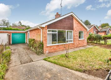 Thumbnail 2 bedroom detached bungalow for sale in Lawrence Close, Fakenham