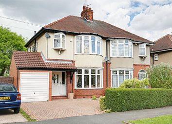 Thumbnail 3 bed semi-detached house for sale in Southern Drive, Hull