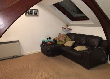 Thumbnail 1 bed flat to rent in St Leonards Road, London