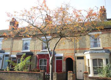 Thumbnail 3 bedroom terraced house to rent in Queens Road, Peterborough