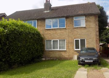 Thumbnail 2 bed maisonette for sale in Tudor Road, Nuneaton