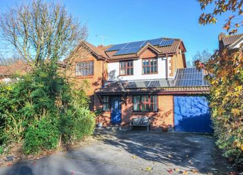 Thumbnail 4 bedroom detached house to rent in Wondesford Dale, Binfield