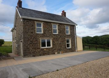 Thumbnail 6 bed detached house to rent in Llanfallteg, Whitland