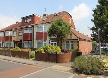 4 bed end terrace house for sale in Jubilee Road, Portchester, Fareham PO16