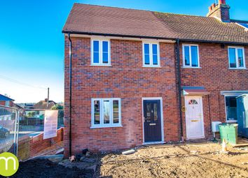 Thumbnail 3 bed end terrace house for sale in St Annes Road, Colchester