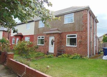 Thumbnail 3 bed semi-detached house for sale in Kielder Gardens, Jarrow