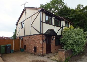 Thumbnail 3 bed semi-detached house to rent in High Street, Southsea, Wrexham
