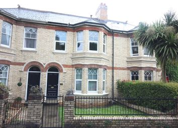 Thumbnail 4 bed terraced house for sale in Church Road, Newton Abbot