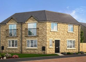 """Thumbnail 3 bed property for sale in """"The Moulton At Clarence Gardens Phase 2"""" at Oxford Road, Burnley"""