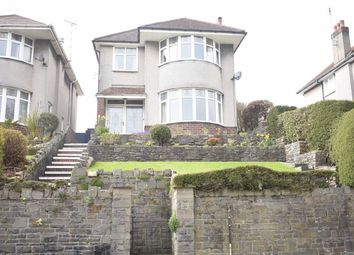 Thumbnail 3 bedroom detached house for sale in Langland Bay Road, Langland, Swansea