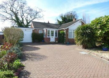 Thumbnail 3 bed detached bungalow for sale in St. Bernard Drive, Malvern