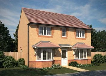 "Thumbnail 4 bed detached house for sale in ""Thame"" at Green Lane, Yarm"