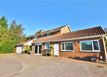 Thumbnail 5 bed detached house for sale in Bulkeley Close, Englefield Green, Surrey