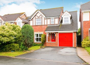 Thumbnail 4 bed detached house for sale in Whitethorn Grove, Malvern