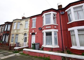 Thumbnail 4 bed terraced house for sale in Littledale Road, Wallasey, Merseyside