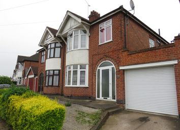 Thumbnail 3 bed semi-detached house for sale in Somerville Road, Rowley Fields, Leicester