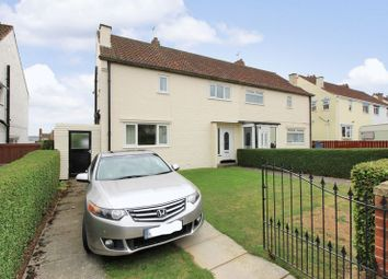 Thumbnail 3 bedroom semi-detached house for sale in The Meads, Eastfield, Scarborough
