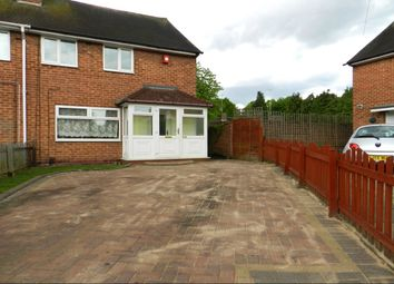 Thumbnail 2 bed terraced house to rent in Budbrooke Grove, Birmingham