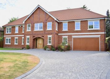Thumbnail 5 bed detached house for sale in Pippins, Grays Lane, Ashtead